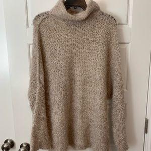 Free People Oversized Chunky Sweater